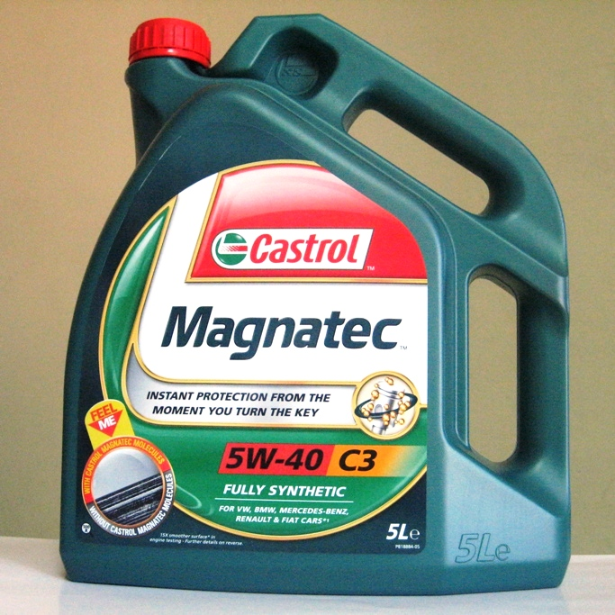 castrol magnatec 5w 40 c3 5l oil mag uleiuri de motor si filtre. Black Bedroom Furniture Sets. Home Design Ideas